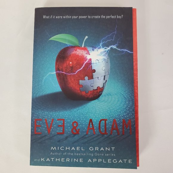 FREE with purchase Eve & Adam by Michael Grant